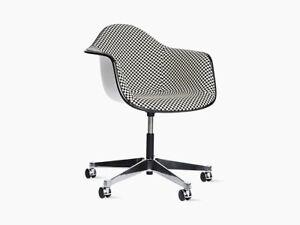 Herman Miller Eames Task Armchair, Upholstered