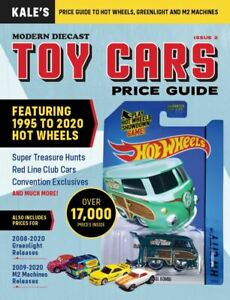 Kale's TOY CARS 2020 Hot Wheels Price Guide PLUS Greenlight M2 Machines