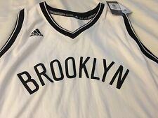 Mens Brooklyn Nets Swingman Customizable Jersey Size Xxl