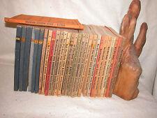 1926-56 Radio & TV Service Manuals - 29 Volumes - #PRICE REDUCED