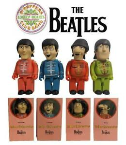 """The Beatles 400% Sergeant Peppers 12"""" Figures Set of 4  20"""