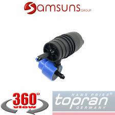 TOPRAN GERMANY Waschwasser Pumpe AUDI A1 8X1 8XK A3 8L1 8P1 8V1 8VK 8PA A4 B7 B8