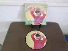"Japan 7"" picture disc Chika Takami - Nippon AE 211"