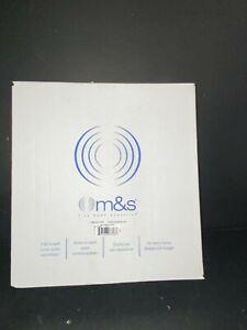 "NEW M&S N68RS Intercom 8"" Room Station White NOS"