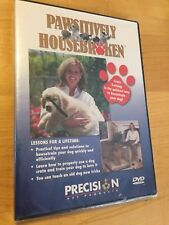 Pawsitively Housebroken Lessons For A Lifetime Dog Crate Training NEW DVD Video