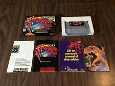 Super Metroid (Super Nintendo, SNES) Complete in Box -Authentic -Player's Choice
