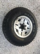 Maxxis 753 Mud Tire on Surf Rim