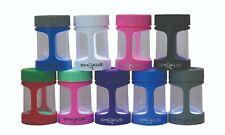 More details for original | smokus focus stash jar | storage jar | magnifying glass | led lights