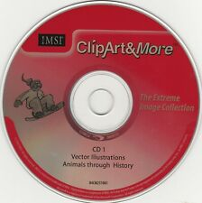 ClipArt & More ~ The Extreme Image Collection by IMSI ~ 2002