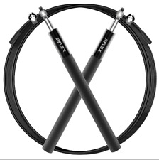JEFlex Jump Rope Skipping Rope Adjustable 10 Feet for Exercising and Training