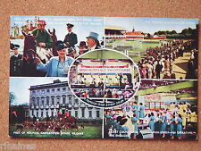 R&L Postcard: Horse Racing, Irish Sweep, Dublin Horse Show, Castletown House