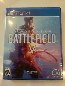 Battlefield V PlayStation 4 Game New Sealed