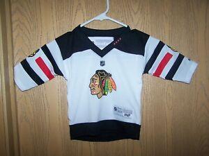 Patrick Kane #88 Chicago Blackhawks NHL Reebok Jersey Baby 12m -24m