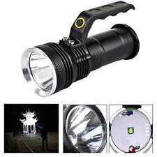 3 modos 3000LM Lampara De Mano CREE XM-L Recargable LED 18650 Linterna Lámparas