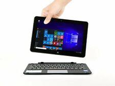 "BIT 10.1"" Core HD Touch-Screen refurbish PC,4G RAM,64G SSD,2-IN-1 Convert Laptop"