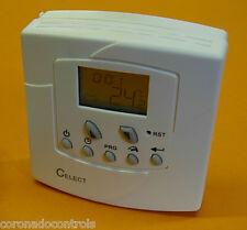 5 x Celect Digital Programmable Volt Free Room Thermostat - DRT2