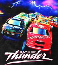 1990 DAYS OF THUNDER NASCAR MOVIE BOOK -DARRELL WALTRIP--BENNY PARSONS-NASCAR
