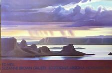 Vintage: Ed Mell Suzanne Brown Gallery , Scottsdale Arizona, November 1984