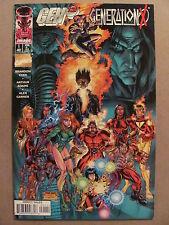 Gen13 Generation X #1 Marvel Image 1997 One Shot 9.4 Near Mint