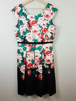[ REVIEW ] Womens Floral Print Dress | Size AU 14 or US 10