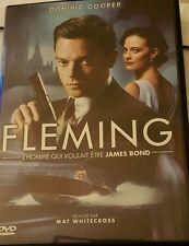 DVD du film FLEMING, L'HOMME QUI VOULAIT ÊTRE JAMES BOND avec Dominic Cooper