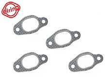 Elring 815187 X4 Exhaust Manifold Gaskets For VW Golf Mk1/2 1.6 1.8 8V GTI