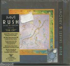 RUSH - Snakes & arrows - DVD MVI 2007 LIMITED ED SEALED
