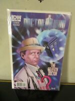 IDW Doctor Who Classics Seventh Doctor Issue 1 February 2011 BAGGED BOARDED