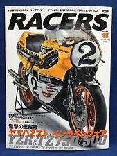 Racers Japanese Motorcycle Magazine Vol.48 Yamaha YZR750/500 TZ750/500