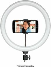 "Sunpak - 12"" Bicolor Led Ring Light Kit"