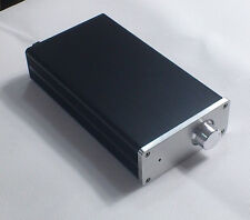 Pre Amplifier Chassis / DIY Aluminum Case Preamp Shell /size 114*50*210mm