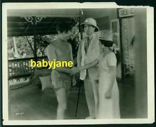 RAMON NOVARRO VINTAGE 8X10 PHOTO 1929 THE PAGAN BARECHESTED IN SARONG BEEFCAKE