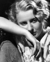 1937 Vintage 8x10 Photo * Barbara Stanwyck Portrait * Stella Dallas Movie Scene