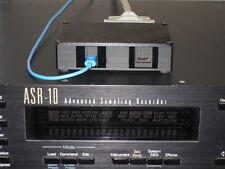 Ensoniq ASR-10 SCSI Hard Drive Emulator, 8GB memory card, 4 SCSI ID#'s, cables