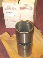 2 each Genuine Detroit Diesel 23504933 71 Series Cylinder Liner New / Unused