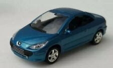 Norev 3 Inches. Peugeot 307 Cc Bleue. New IN Box. 1/64