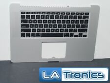 "Apple MacBook Pro Retina A1398 Late 2013 2014 15"" Top Case Keyboard 661-8311"