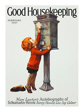 Jessie Willcox Smith Good Housekeeping 1927 Poster Kunstdruck Bild 40x30cm