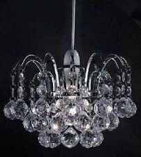 Chandelier Style Ceiling Pendant Light Shade Acrylic Crystal Ball Droplet Beads