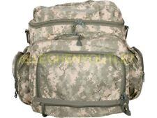 ACU Digital Camo US Military Army Laptop Bag Notebook Backpack MINT