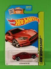 Hot Wheels - Aston Martin Dbs (Red)