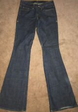 People's Liberation Women's Bell Bottom Pants Flared Denim Jeans Size 24 NEW