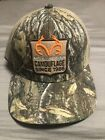 REALTREE EDGE LOGO MESHBACK CAMO CAP HAT BRAND NEW WITH TAGS