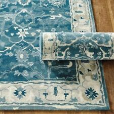 Ballard Designs Mathison Rug Handmade Wool Area RUGS & Carpet