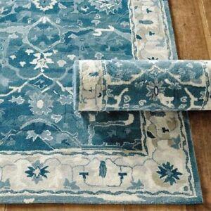 Ballard Designs Mathison Rug Handmade Wool Area RUGS & Carpet