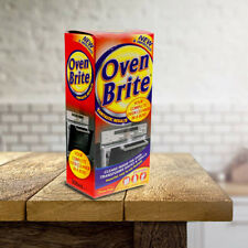 Oven Brite Cleaner Kit Kitchen Cleaning Solution Liquid Glove Degrease Bag 500ml