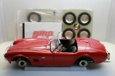 Gmp 289 Cobra Red Limited 1000 1/12 Diecast Car Shelby Cobra Mini Toy Car EOL