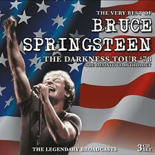 BRUCE SPRINGSTEEN - THE DARKNESS TOUR: 3 CD SET