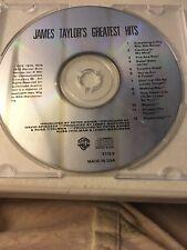 James Taylor CD, James Taylor's Greatist Hits