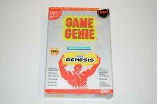 Game Genie Video Game Enhancer (Sega Genesis, 1992) Brand New Sealed. Very Rare